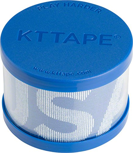 KT Tape Pro Extreme Kinesiology Therapeutic Body Tape Roll of 20 Strips USA Edit by KT Tape