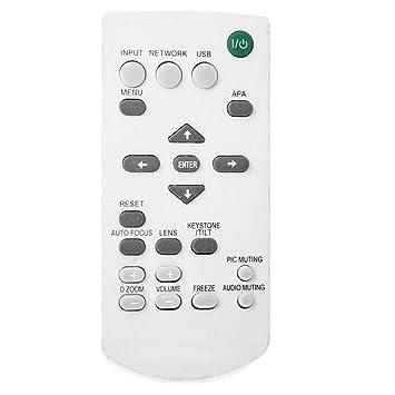 Asiproperuk - Mando a Distancia para proyector Sony RM-PJ7 ...