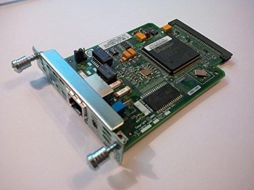 - Cisco WIC-1DSU-T1-V2 1-Port T1 CSU/DSU Card
