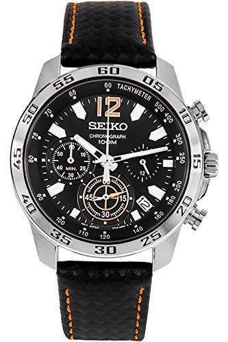 Seiko Uhren Herrenuhr Chronograph SSB135P1 by Seiko