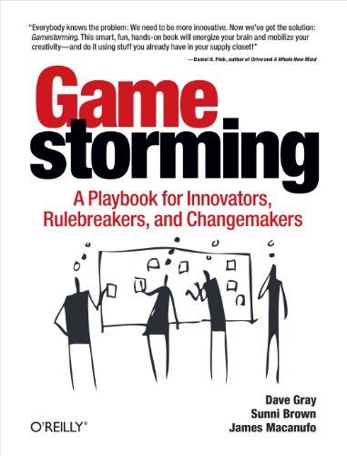 - Gamestorming: A Playbook for Innovators, Rulebreakers, and Changemakers