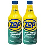 Zep Grout Cleaner and Brightener 32 Ounce ZU104632 (Pack of 2)
