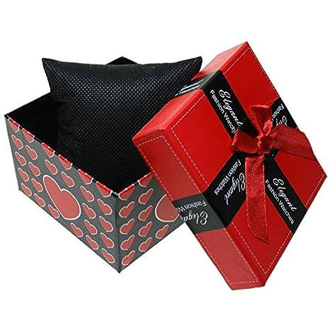 CHRISTIAN GAR Pack de 24 Estuches para relojería de cartón ...
