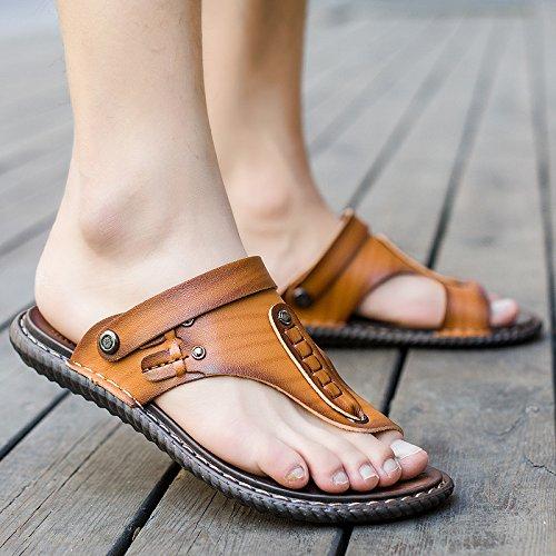 @Sandals neuen Männer Schuhe, Herrenschuhe, Herrenschuhe, Herrenschuhe, Hausschuhe, Sommer 2a66c1
