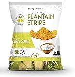 Artisan Tropic Plantain Strips: Sea Salt 1.75oz (16 pack)