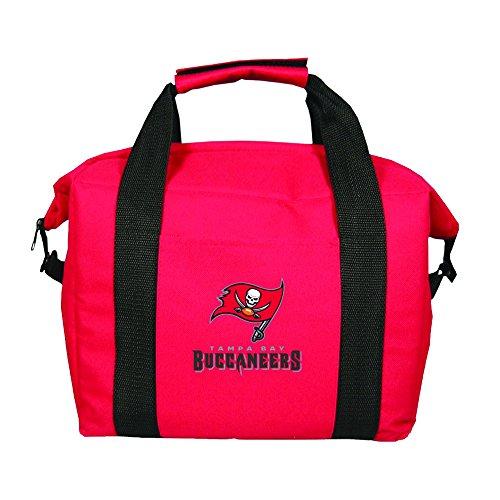 - NFL Tampa Bay Buccaneers Soft Sided 12-Pack Cooler Bag