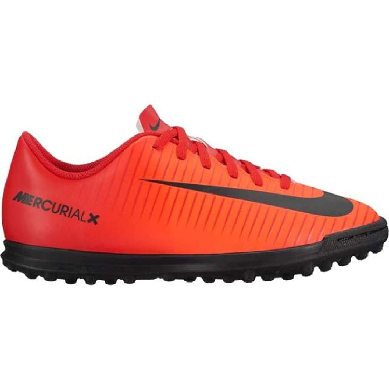 sports shoes 038a7 536cf Nike Unisex-Kinder Jr Mercurialx Vortex Iii Tf Fußballschuhe: Amazon.de:  Schuhe & Handtaschen