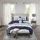 Madison Park Nikola 6-Piece Comforter Set with Coordinating Pillows