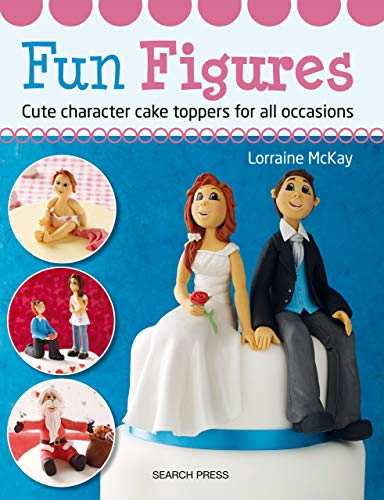 Fun Figures - cute character cake toppers for all occasions