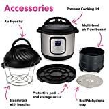 Instant Pot Air Fryer + EPC Combo 8QT Electronic