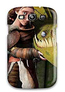Premium Protection How To Train Your Dragon 2 Case Cover For Galaxy S3- Retail Packaging