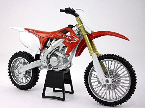 Honda CRF-250R Dirt/Motocross 1/12 Scale Motorcycle Model