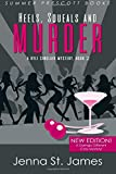 Heels, Squeals, and Murder (A Ryli Sinclair Cozy Mystery) (Volume 2) by  Jenna St. James in stock, buy online here
