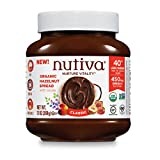 Nutiva Organic Hazelnut Spread with Cocoa, Classic, 13 Ounce