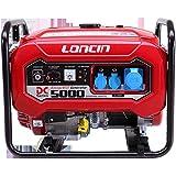 لونكين يعمل على بنزين LC5000DDCS - مولد كهرباء