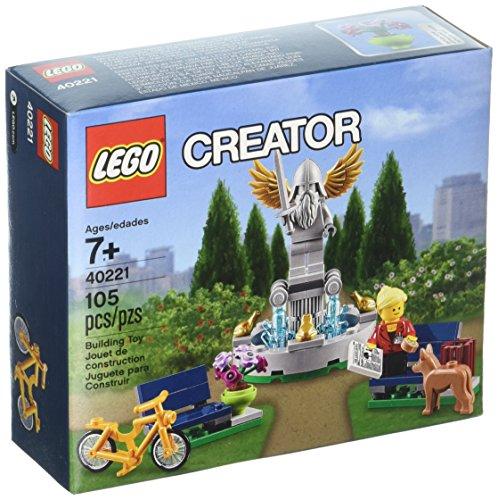 [해외] 레고 (LEGO) creator │ CREATOR LEGO PARK FOUNTAIN 【40221】