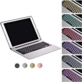 Best Accessory Power Wireless Keyboards - iPad Pro 12.9 Keyboard Case,Nasion.V 7 Colors Backlit Review
