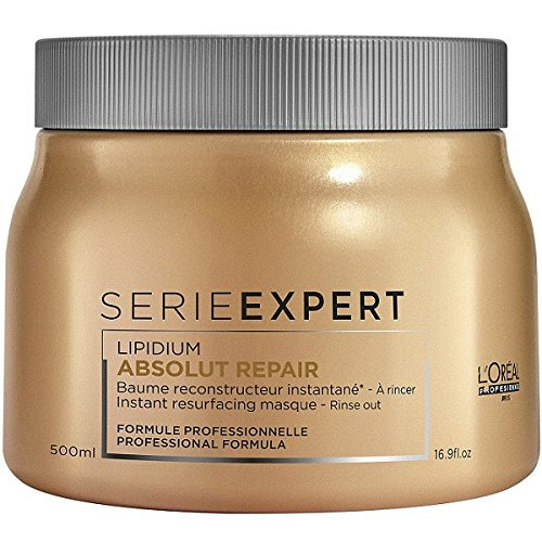 (L'OREAL SERIE EXPERT LIPIDIUM ABSOLUT REPAIR INSTANT RESURFACING MASQUE (new packaging), 16.9 Oz.)