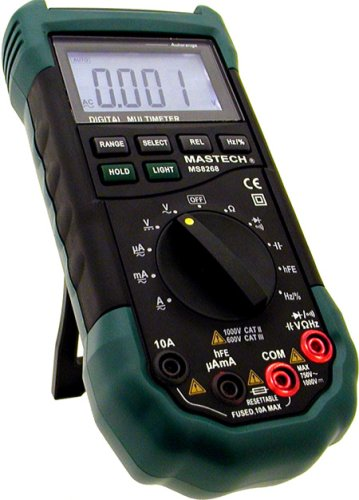 mastech multimeter review