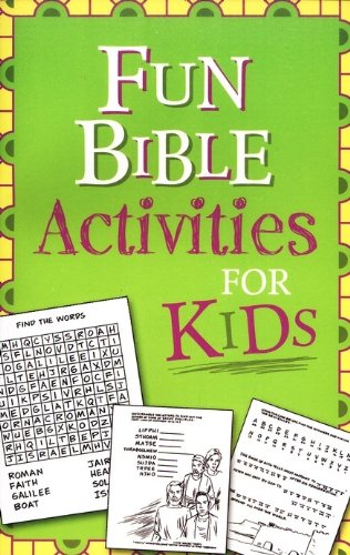 Ebook Fun Bible Activities For Kids