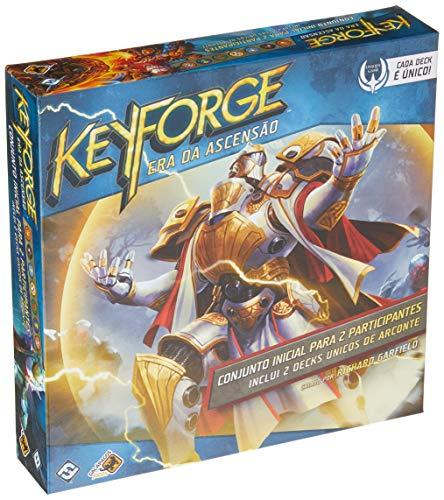 Keyforge. Era da Ascensão (Starter Set), Galápagos Jogos, KFG004, Diversos