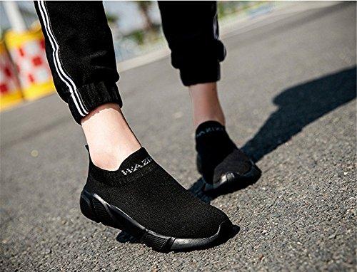 Shoes Zapatos Socks Do de Slip On Mujer Fall New Zapatos Casuales Zapatos Moda Perezosos Soles de Ligeros Zapatos señora de rqn4qXHRI