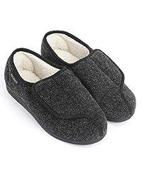 RockDove Geri-Active Zapatillas Ajustables para Interiores y Exteriores para Hombre