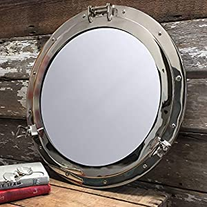511Ivsl3xQL._SS300_ 100+ Porthole Themed Mirrors For Nautical Homes For 2020