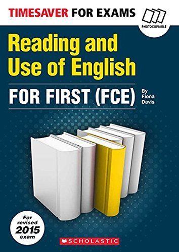 Reading And Use Of English For First FCE