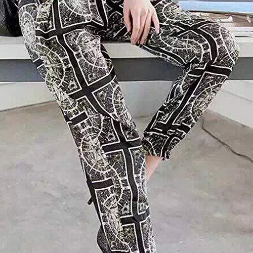 Nero GiveKoiu Pantaloni Donna Donna Pantaloni Nero GiveKoiu YUgqYZ