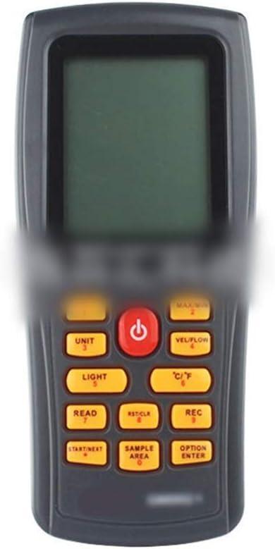 Color LHQ-HQ Anemometer Digital Anemometer Portable Wind Speed Wind Instrument Air Volume Measurement
