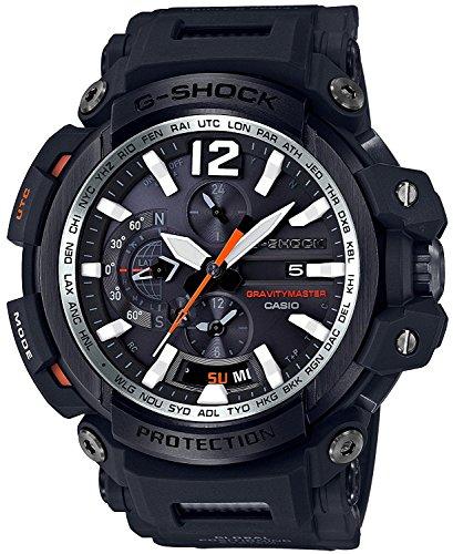CASIO watch G-SHOCK G shock gravity master Bluetooth-enabled GPS Solar radio GPW-2000-1AJF Men's
