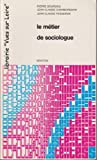 img - for Le m tier de sociologue book / textbook / text book