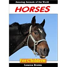Horses for Children - Amazing Animals of the World