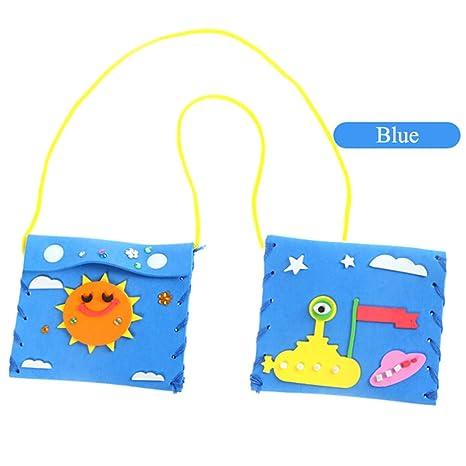 L_shop - Monedero de Costura para niños Hecho a Mano ...