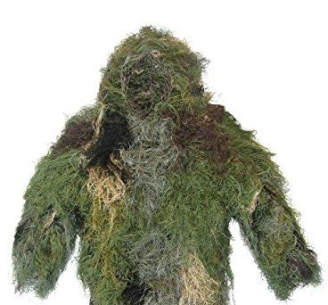 Ultra-Light Ghillie Jacket - Medium/Large - Jacket Ghillie Ultralight