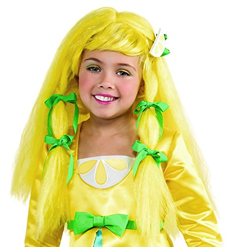 Lemon Meringue Costumes (Lemon Meringue Wig Costume Accessory)