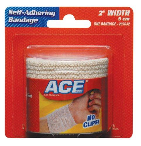 """ACE Self Adhesive  Bandage  2"""""""