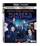 Cover Image for 'Murder On The Orient Express [4K Ultra HD + Blu-ray + Digital]'