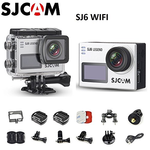 See the TOP 10 Best<br>Sjcam Sj6 Legend 4K Action Camera