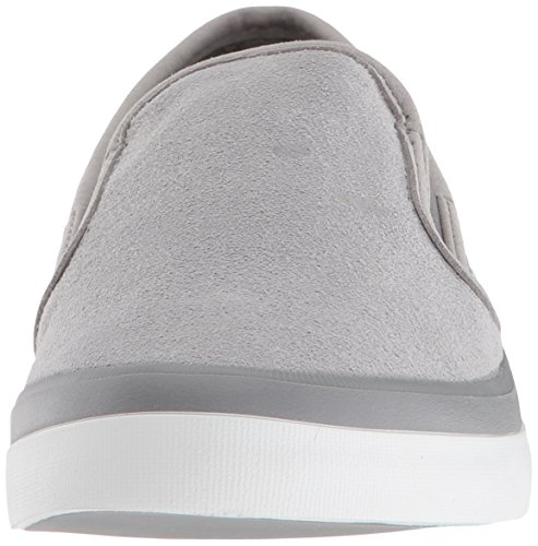 Suede Top Sperry Us Grey Sneaker 060 Seaside M Women's Medium sider Light qIwOw7Fgx
