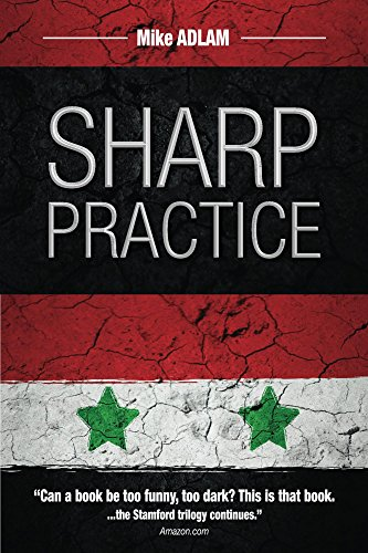 Book: Sharp Practice (The Stamford Trilogy Book 2) by Mike Adlam
