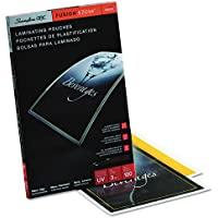 Swingline GBC 3200720 Fusion EZUse Premium Laminating Pouches 3 mil 11 1/2 x 17 1/2 100/Box