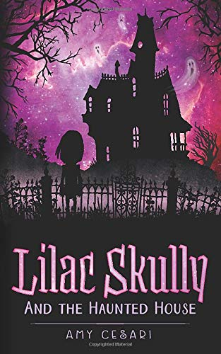 Lilac Skully Haunted House Cesari product image