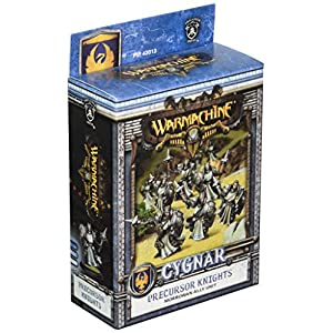 Privateer Press – Warmachine – Cygnar Ally Precursor Knights Unit Box Model Kit