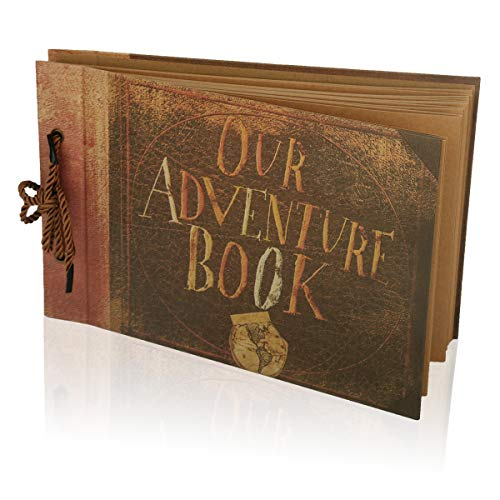 Bolux Pet Keepsake Scrapbook, Our Adventure Book Memorial Photo Album for Dogs & Cats - Forever Cherish The Memory of Your Loyal Friends
