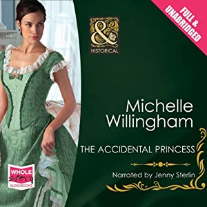 The Accidental Princess Audiobook