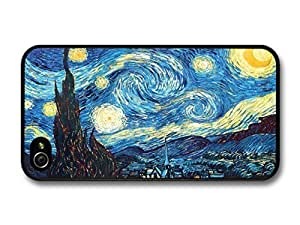 fashion case Starry Night - Van Gogh Painting iphone 5c case