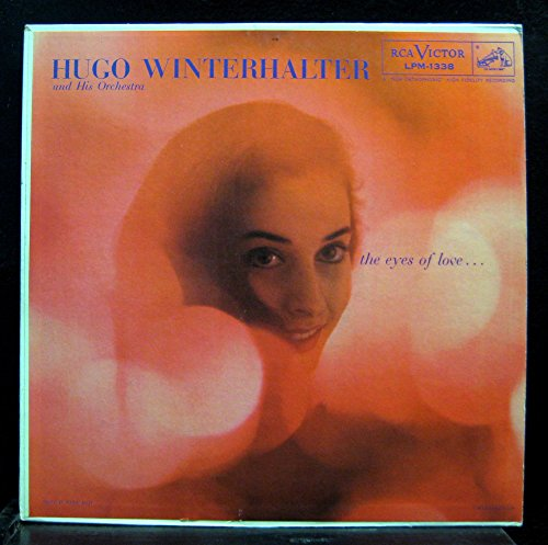 Hugo Winterhalter - Hugo Winterhalter The Eyes Of Love Vinyl Record - Zortam Music