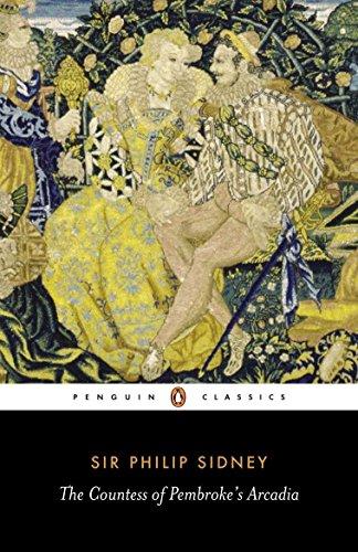 The Countess of Pembroke's Arcadia (Penguin English Library)